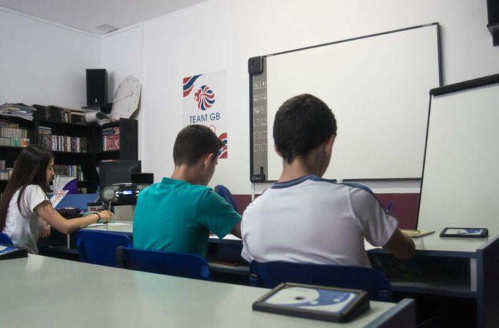 Inglés Niños y Adolescentes